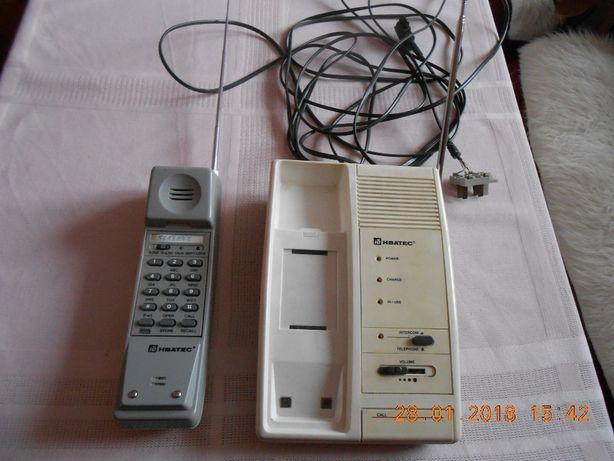 Sprzedam bardzo stary telefon bezprzewodowy niemiecki HBATEC KS-69