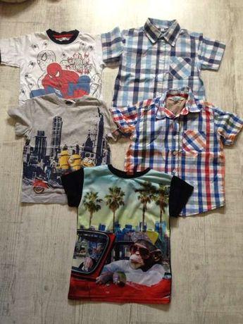 Bluzeczki, koszulki, t-shirty 110 /116