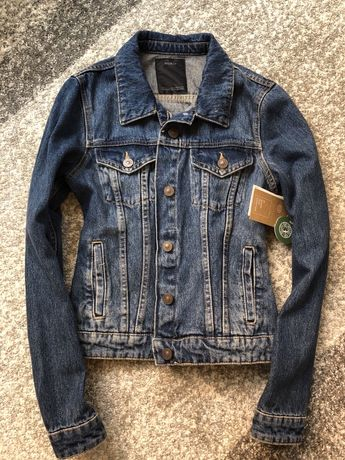 Джинсова куртка 34 S / джинсовая куртка