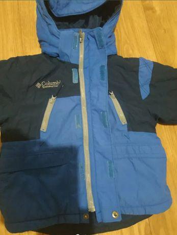 Columbia детская куртка демисезонная весну дитяча куртка демісезонна
