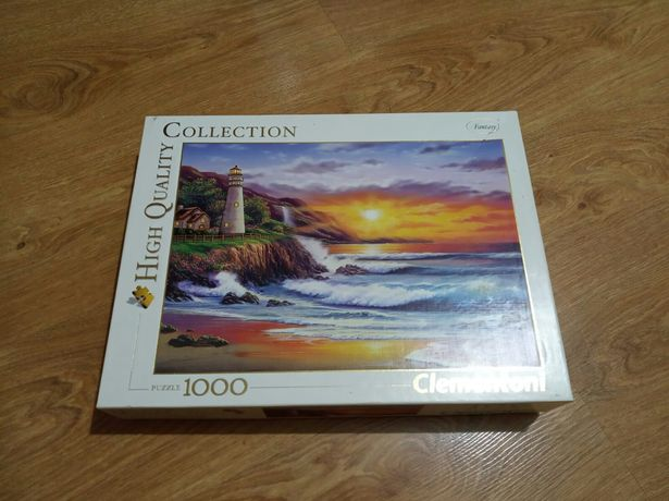 Piękne puzzle 1000