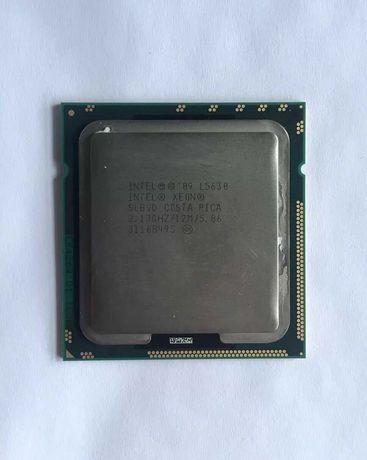 Intel Xeon L5630 4x2.13GHz/12Mb/5.86GT/s/s1366