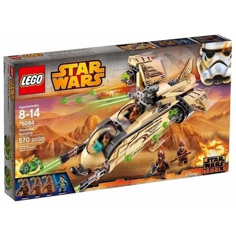 LEGO Star W ars Боевой Корабль Вуки (75084)