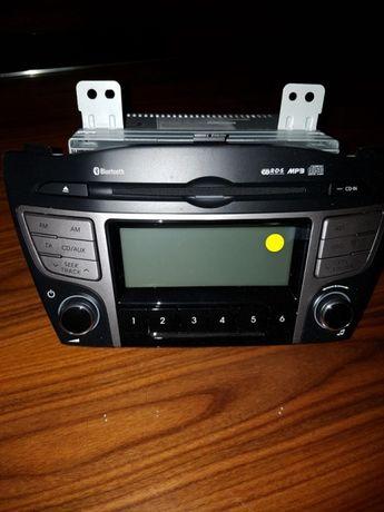 Radio do Hunday ix35