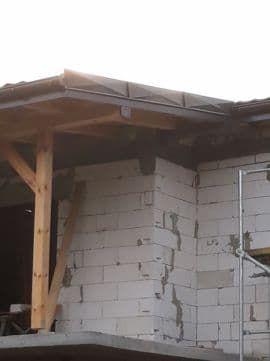 pokrycia dachowe, dachy