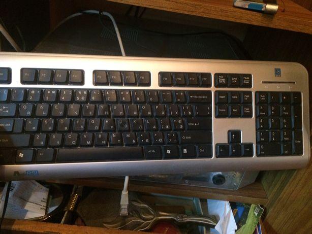 Клавиатура A4Tech LCDS-720