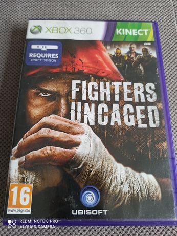 Gra Fighters Uncaged na xbox 360