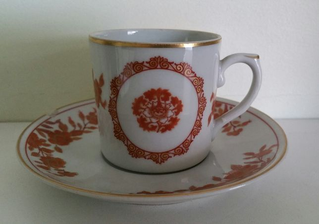 Chávena café Vista Alegre