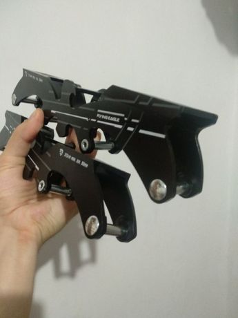 Алюминиевые рамы для роликовых коньков. 243 мм под колеса 80 мм