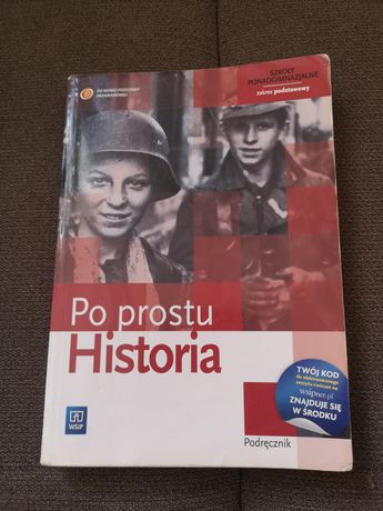 Po prostu historia podręcznik zakres podstawowy