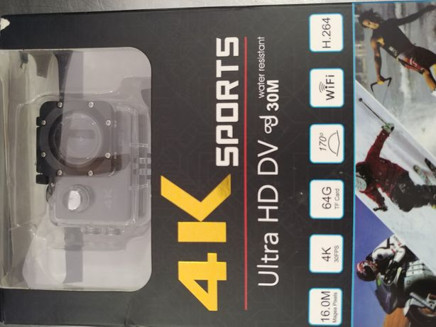 4k sports cam