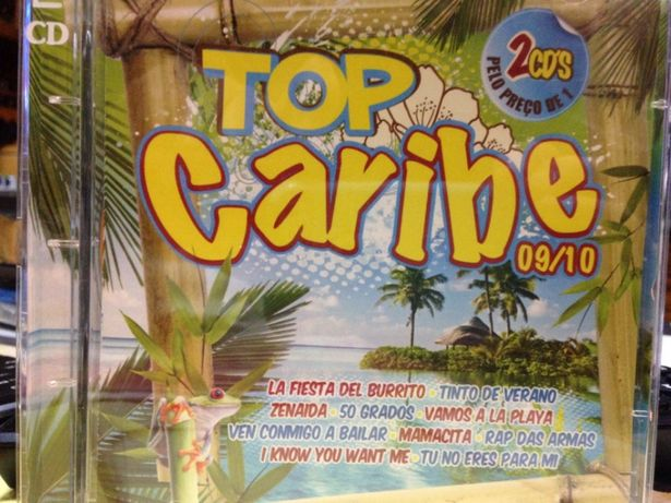 2CD  Top Caribe 09/10