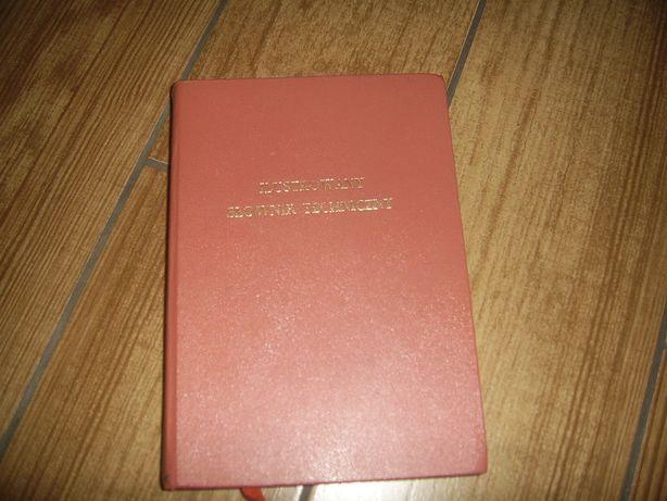Ilustrowany słownik techniczny