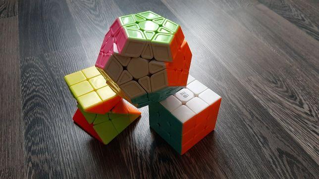 Кубики рубики. Мегамінкс. Twisty Cube. Кубики в ідеальному стані.