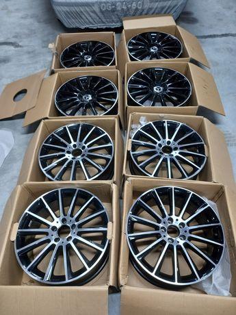 Jantes originais Mercedes AMG 19 modelo turbine W205 classe C