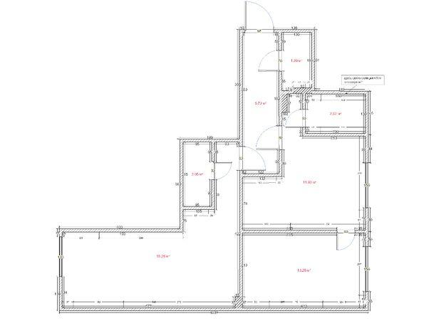 Продам квартиру с возможностью разделения на 2 смарт квартиры, Подол