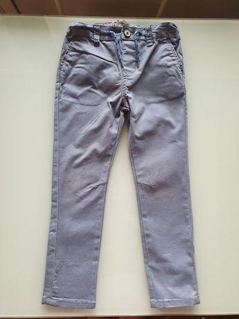 Super spodnie chłopięce 110 cm!