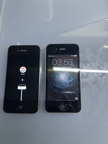Iphone 4s para pecas
