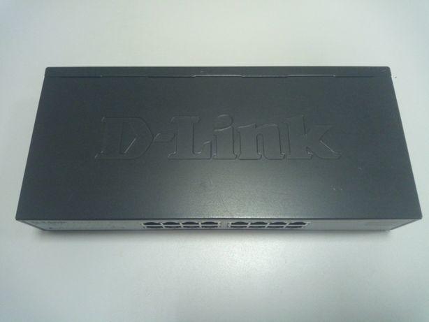 Коммутатор маршрутизатор D-Link DES-1100-16