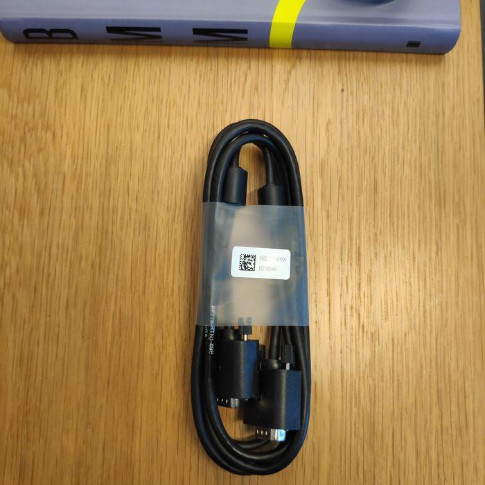 Kabel VGA Dell 175cm Warszawa - image 1