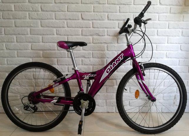 """Rower 24"""" Giant MTX 250 damka / dla dziewczynki"""