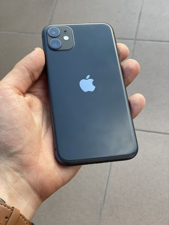 iPhone 11 czarny icloud