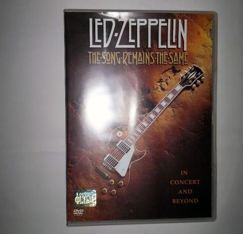 Led Zeppelin (Лицензия) The Song Remains The Same DVD-9