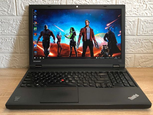 Идеален для работы. Lenovo Thinkpad T540p. CORE I7, SSD 512, 8 RAM