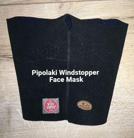 Маска Повязка от ветра и холода Pipolaki Windstopper Face Mask