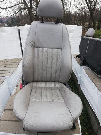 fotele grzane skóra do Alfy 147