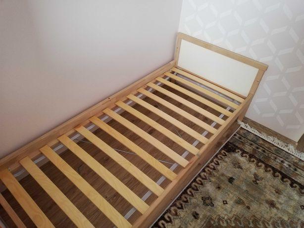 Pilne!! Łóżko plus materac dla dzieci Ikea