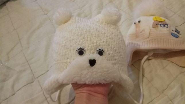 Продам зимнюю шапочку/шапка