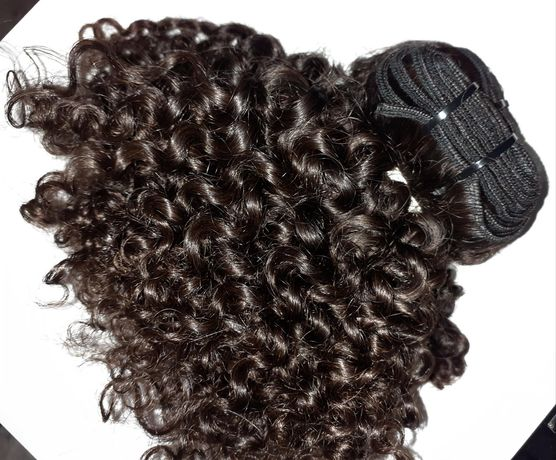 Vendo cabelo humano  cacheado promoçao
