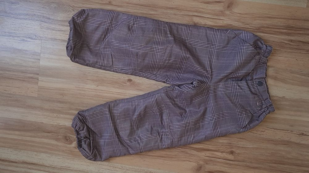 Spodnie ocieplane, rozmiar 116, H&M Szczecin - image 1