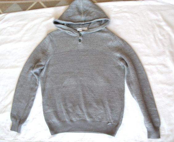 Sweter z kapturem Calvin Klein, S, stan bardzo dobry