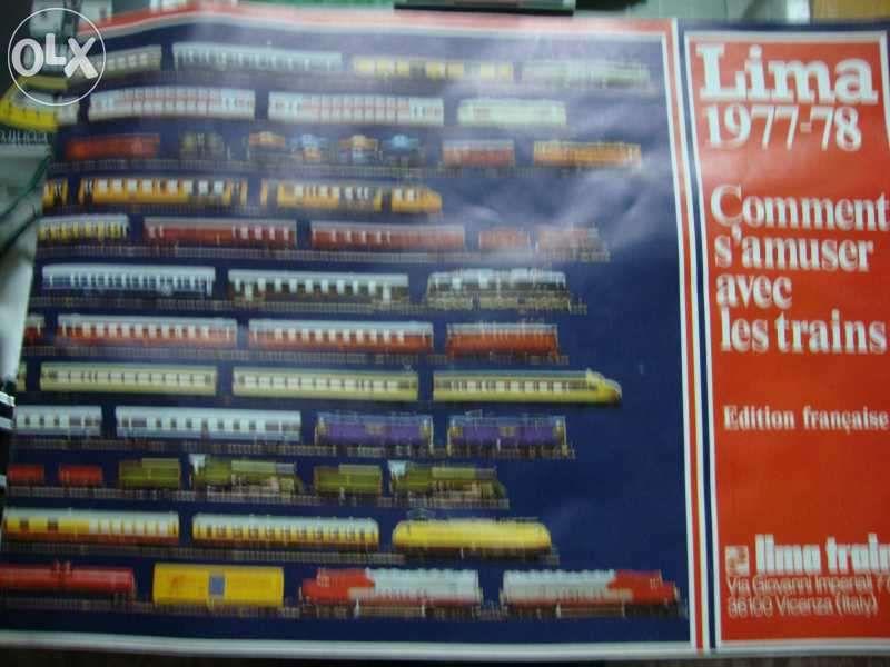Catalogo lIMA 1977/78