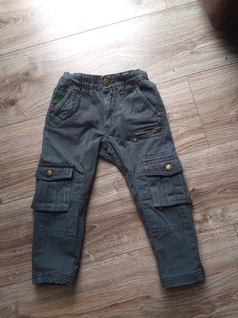 Spodnie smyk r. 92