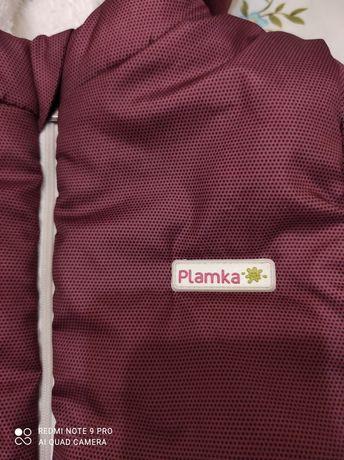 Зимний комбинезон Plamka 18 месяцев 78-83см