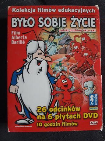 Płyty DVD Było Sobie Życie