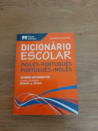 Dicionário Escolar Inglês/Português