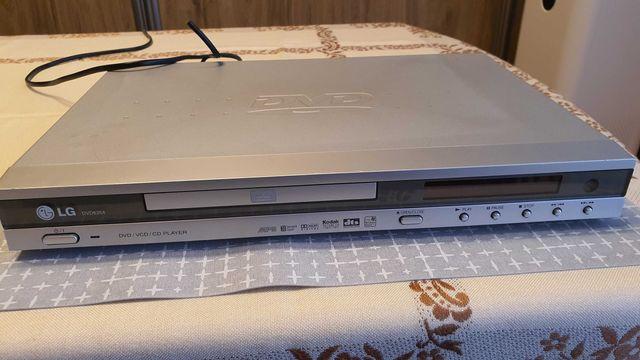Odtwarzacz DVD CD LG DVD6354 Dolby DTS