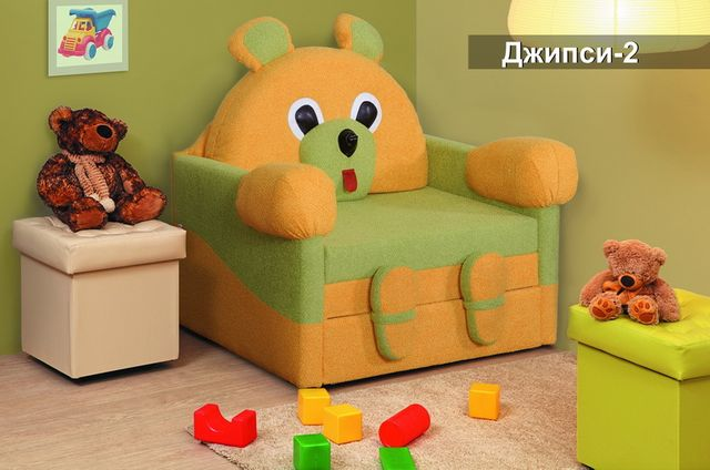 Детский диван-кровать Джипси-2 (мебель ЛІВС)