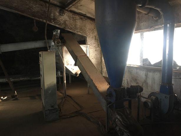 Пеллетное (брекетное)оборудование