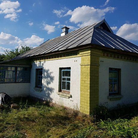 Продается дом (3G) и зем. уч, в с. Волчок, Козелецкий р-н, Черниг. обл