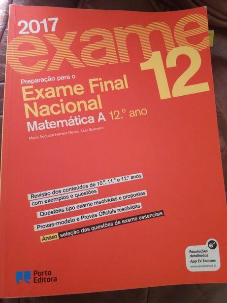 Manual de preparação para exames 12o ano