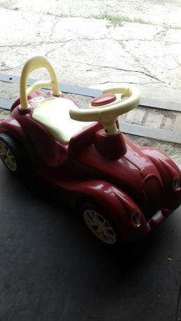 Детская машинка каталка толокар Orion 900 ретро
