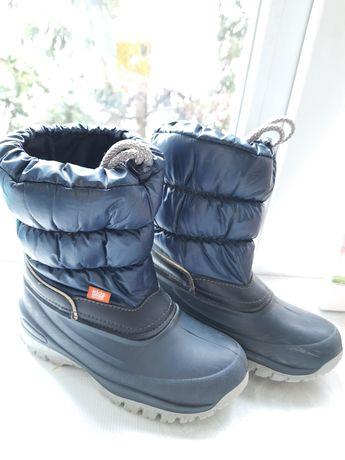 Ботинки   Demar с утеплением
