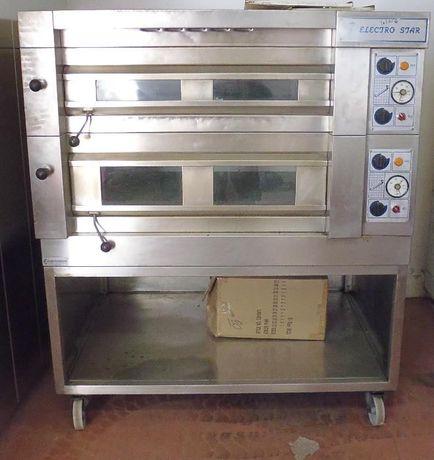Forno padaria pasteraria Eletrostar, Eurofornos