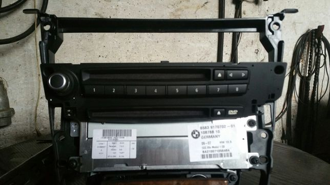 Cd dvd CCC BMW e60 e61