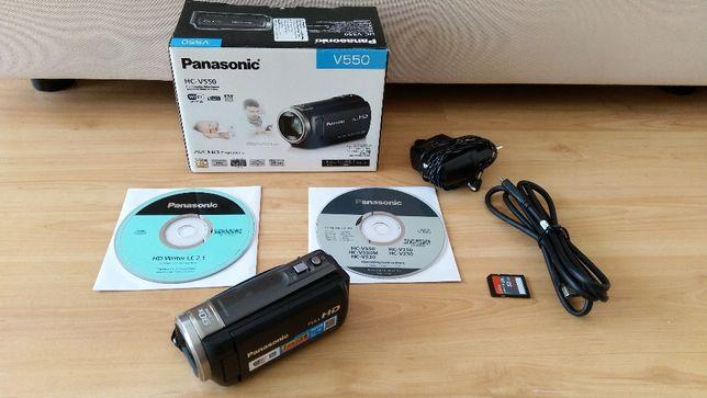 Panasonic hc v550
